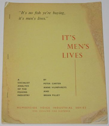 It's Men's Lives - A Socialist Analyis of the Fishing Industry (1966)